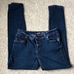 INC brand skinny jeans